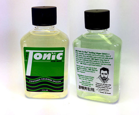 ABL Tonic Soothing Cologne Splash