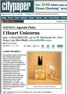 I Heart Unicorns Perfume