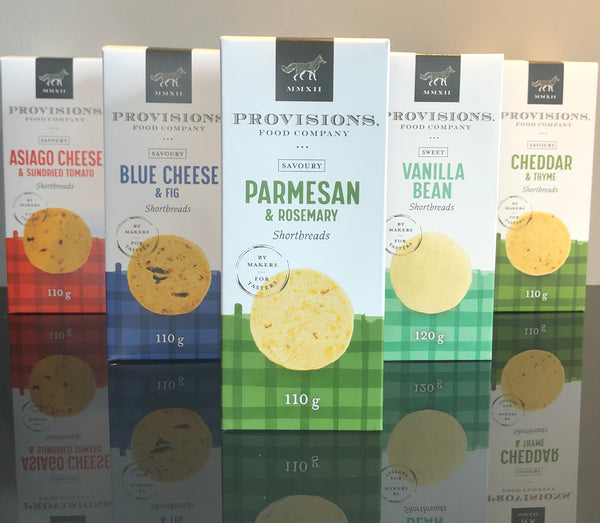 Provisions Shortbreads