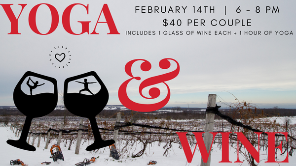 Yoga & Wine: Couples Edition