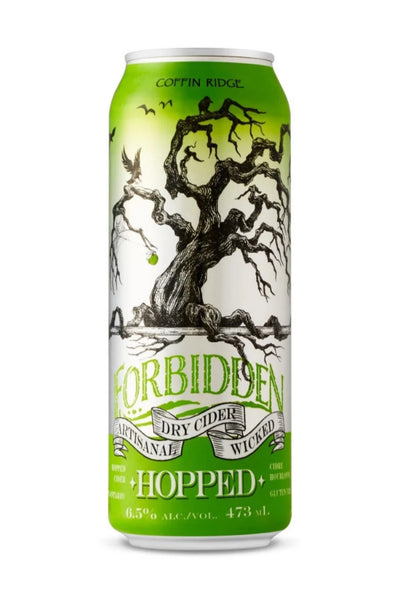Forbidden Hopped Cider (Case of 24)