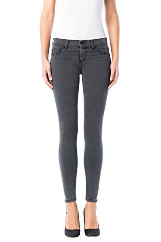 Siwy Denim - Thunderstorm Wash, Mid Rise Seamless Skinny Felicity Jeans