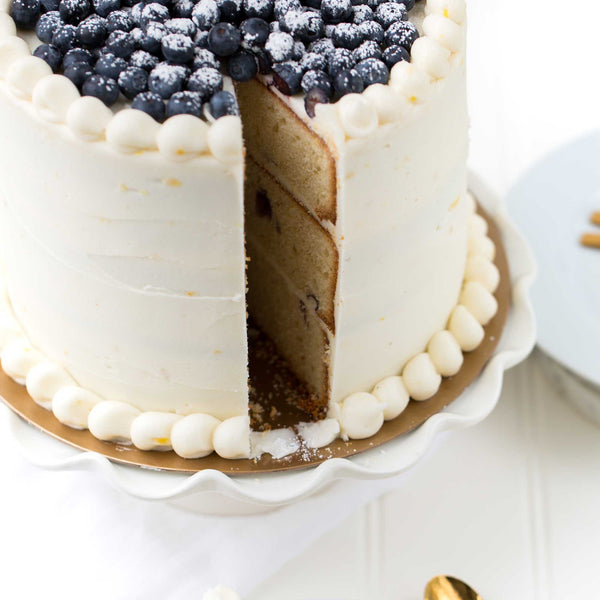 Blueberry Lemon Cake