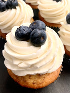 Blueberry Lemon Cupcakes - Qty 6