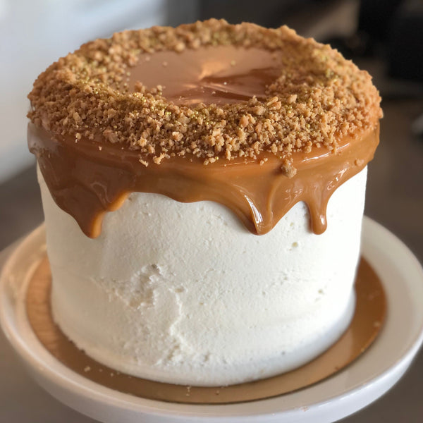 Maple Caramel Cake