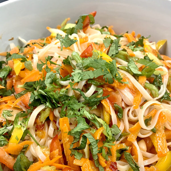 Asian Noodle Salad (GF)