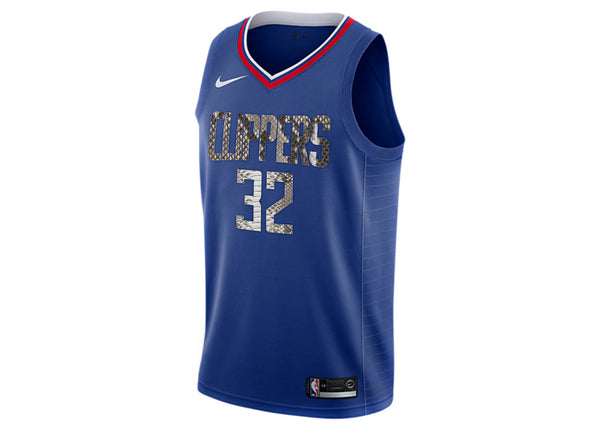 Nike Blake Griffin Los Angeles Clippers Python Jersey