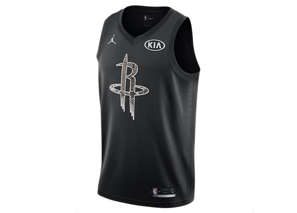Nike James Harden Houston Rockets All-Star Edition Python Jersey