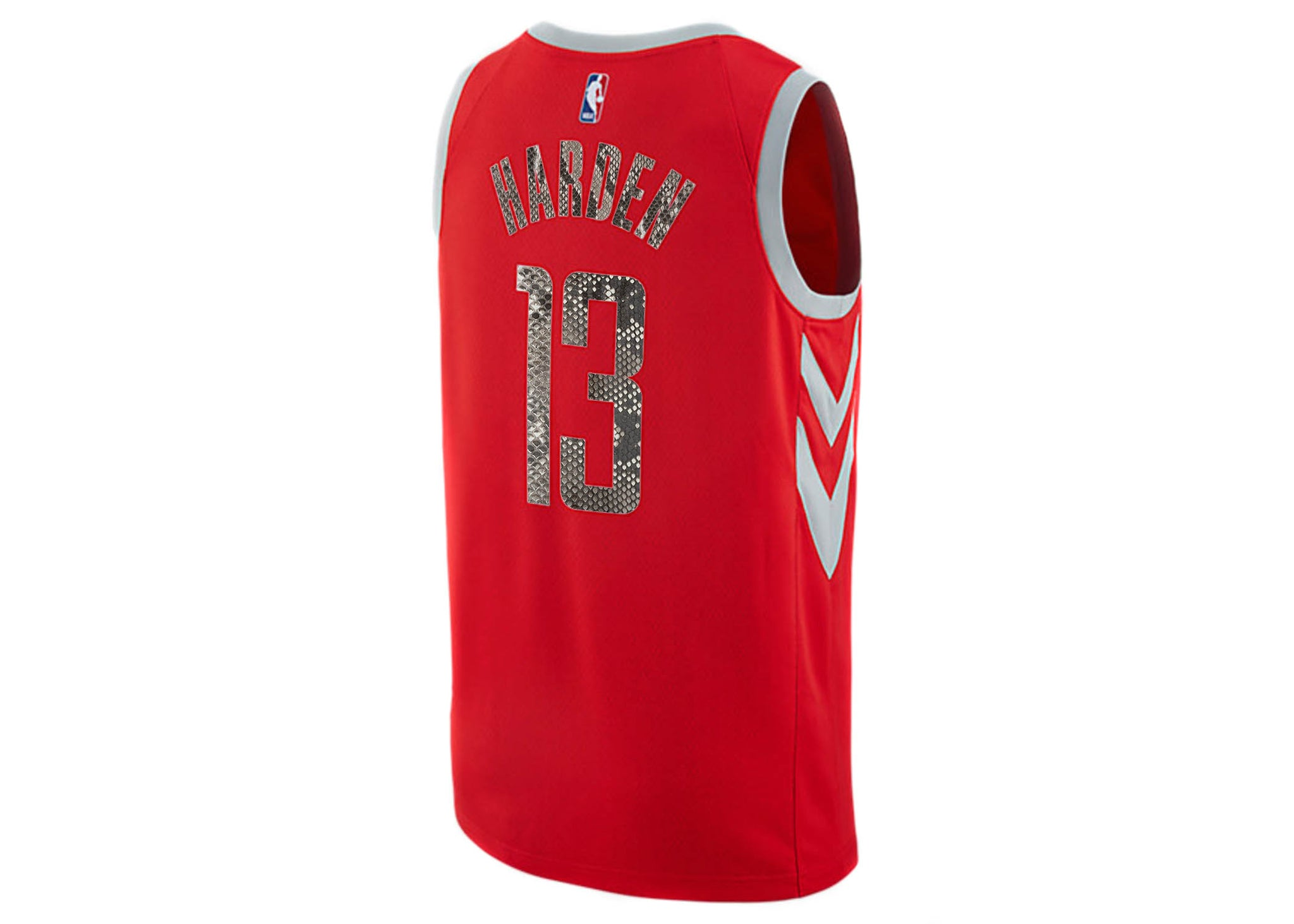 info for 7f002 32a8a Nike James Harden Houston Rockets City Edition Python Jersey