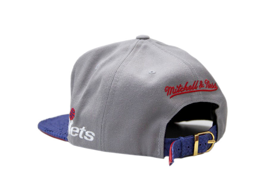 HATSURGEON x Mitchell & Ness Washington Bullets Special Script Strapback