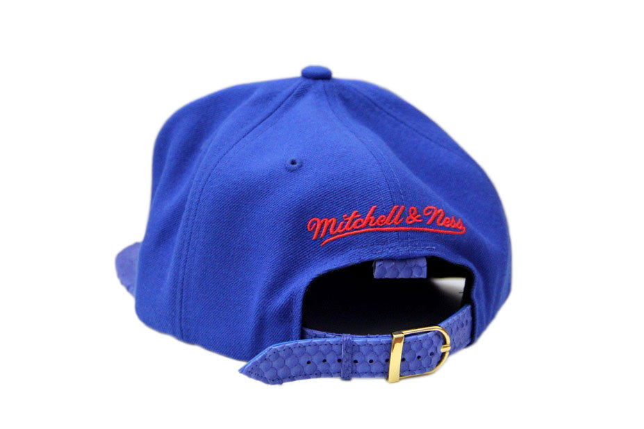 HATSURGEON x Mitchell & Ness Los Angeles Clippers XL Logo Strapback