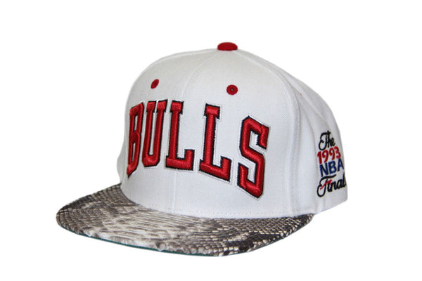 HATSURGEON x Mitchell & Ness Basic Arch 1993 NBA Finals Strapback