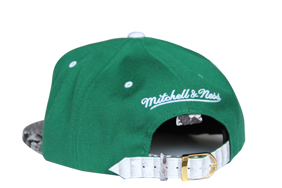 HATSURGEON x Mitchell & Ness New York Jets The Script Strapback
