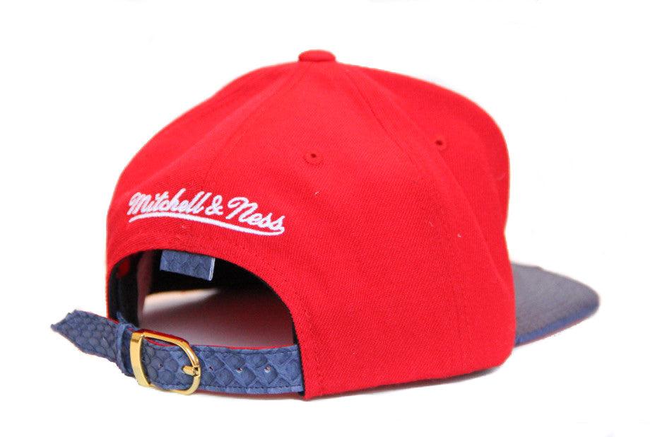 HATSURGEON x Mitchell & Ness New York Giants Basic Logo Strapback