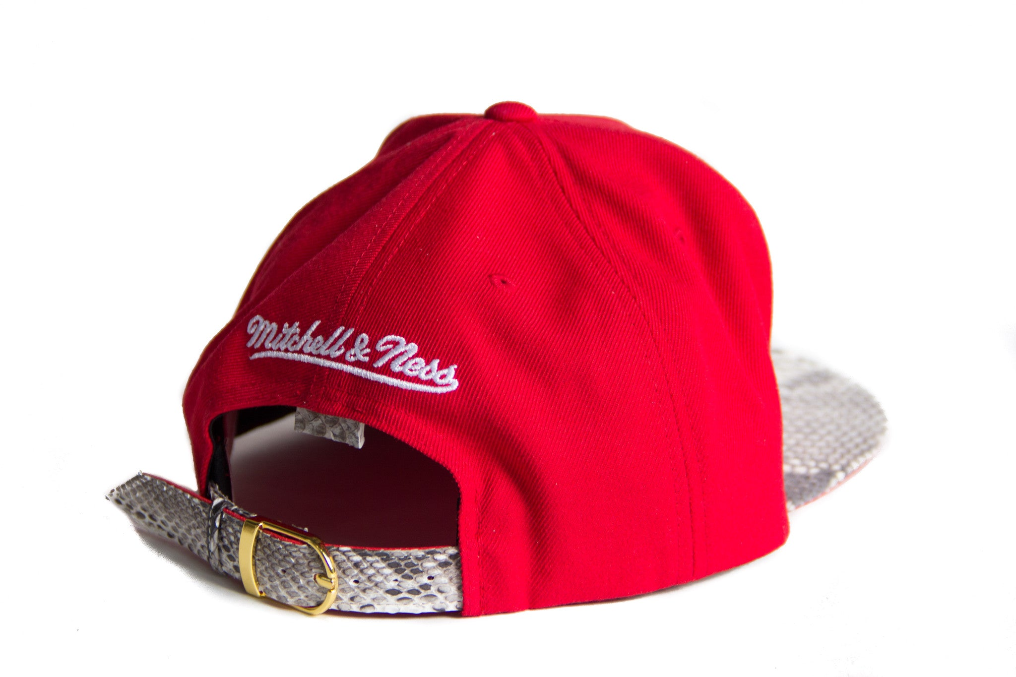 HATSURGEON x Mitchell & Ness Houston Rockets XL Logo Strapback