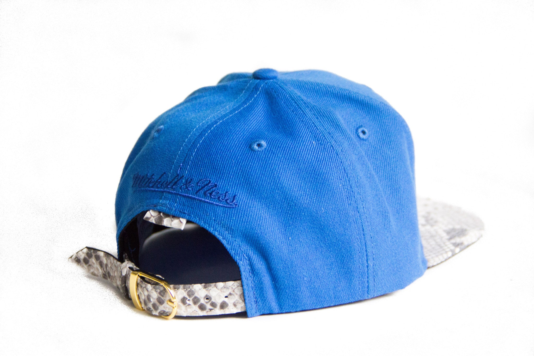 HATSURGEON x Mitchell & Ness Golden State Warriors Special Script Strapback