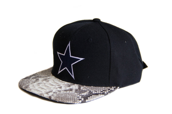 HATSURGEON x American Needle Dallas Cowboys Black Strapback