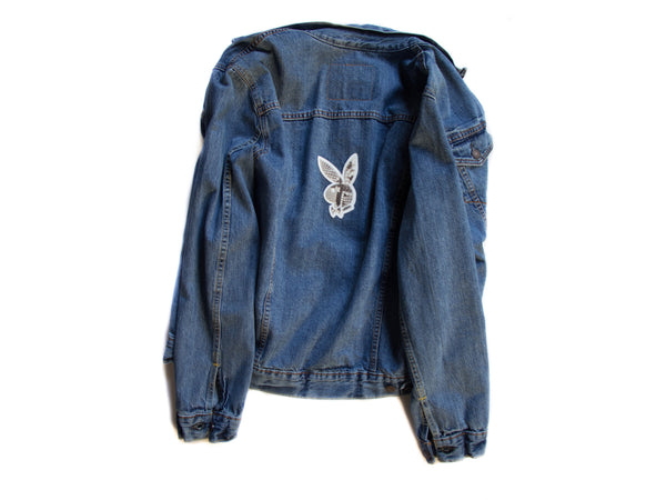 Levi's x Playboy Denim Trucker Jacket