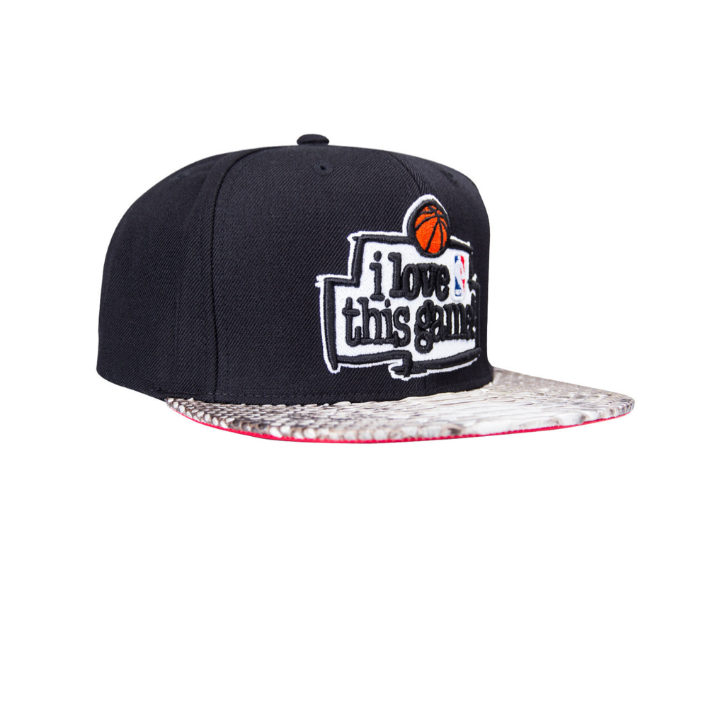 HATSURGEON x Mitchell & Ness I Love This Game Basic Strapback