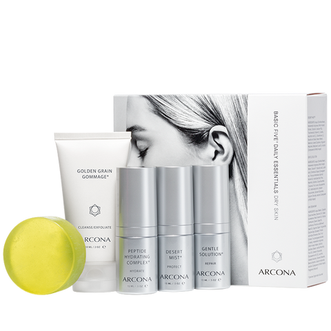 Arcona Basic Five Daily Essentials - Dry Skin