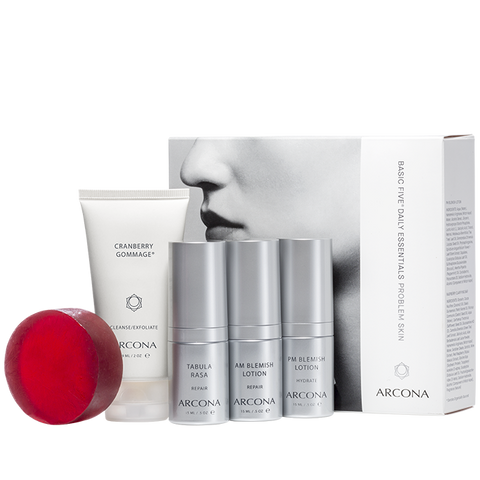 Arcona Basic Five Daily Essentials - Problematic Skin
