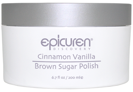 Cinnamon Vanilla Brown Sugar Polish 6.7oz