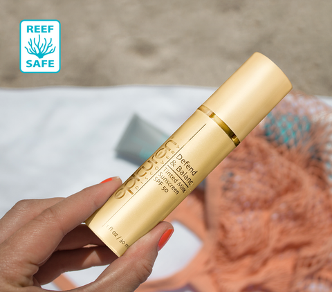 Epicuren Defend & Balance Tinted Mineral Sunscreen SPF 50