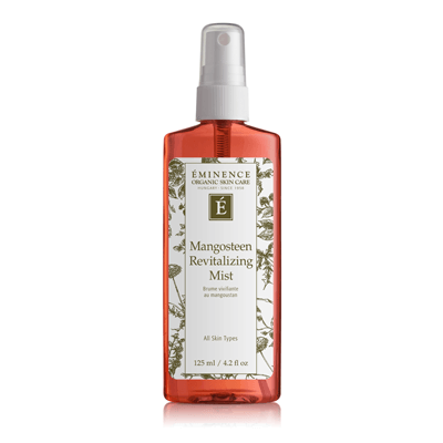 Escape to paradise with every spritz of this invigorating facial mist. A dreamy combination of antioxidant-packed mangosteen, energizing ribose and pore-refining red clover work in perfect harmony to revitalize the skin.  Retail Size: 125 ml / 4.2 fl oz