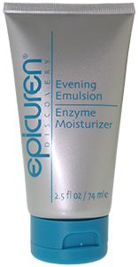 Epicuren Evening Emulsion Enzyme Moisturizer