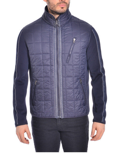 RON TOMSON - Quilted Scuba Jacket - RNT23 - 1