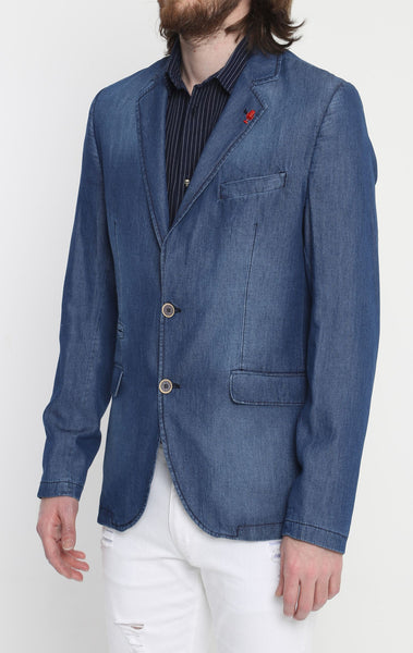 RON TOMSON - Lightweight Fitted Blazer - RNT23 - 2