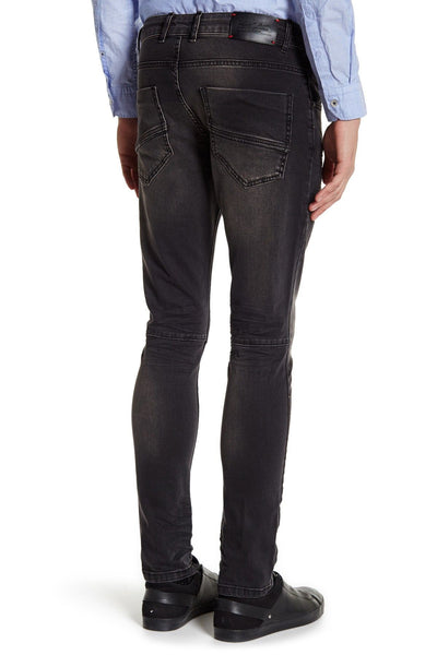 RON TOMSON - Stone Wash Slim Fit Jeans - Black - RNT23 - 2