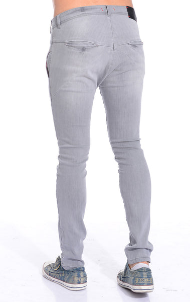 RON TOMSON - Harem Lounge Pants - Grey - RNT23 - 3