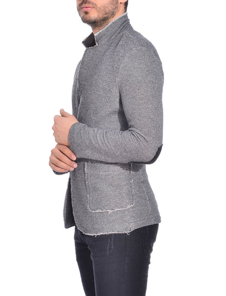 RON TOMSON - Raw Edge Fitted Cardigan - RNT23 - 6