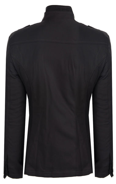 RON TOMSON - Epaulette Shoulder Jacket - RNT23 - 3