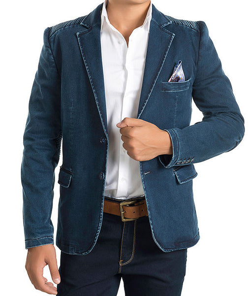 RON TOMSON - Moto-Cross Shoulder Blazer - RNT23 - 1