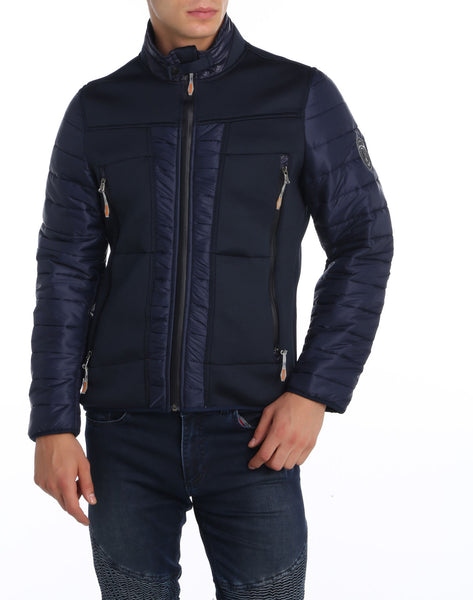 RON TOMSON - Lightweight Windblocker Quilt Jacket - RNT23 - 1