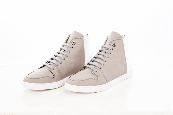 RON TOMSON - Lace up High Sneakers - RNT23 - 1