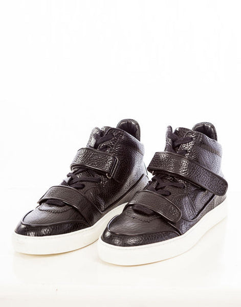 RON TOMSON - High Top Velcro Sneakers - RNT23 - 1