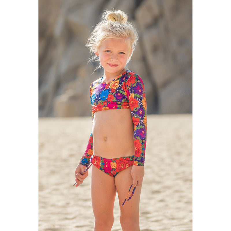 Santa Cruz Crop Set - Zoe