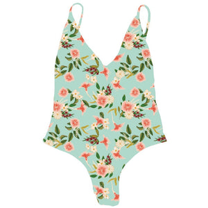 Women One Piece Luana - Print Floral