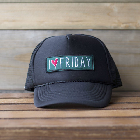 Trucker Patch Hat - Days of the Week
