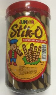 Stikko Junior Chocolate Waferstick 380g
