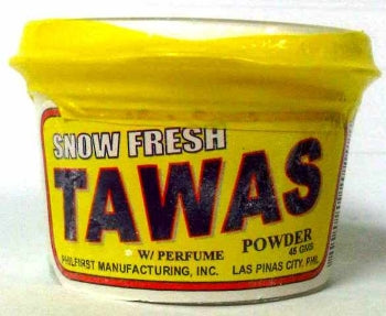 Natural Science Tawas Alum Powder with Perfume 45g