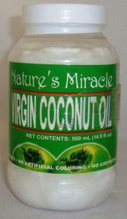 Natures Gift Virgin Coconut Oil 500ml