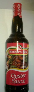 Mothers Best Oyster Sauce 25oz