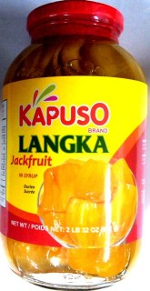 Kapuso Sweet Jackfruit 32oz