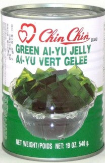 Chin Chin Green Ai Yu Jelly 19oz