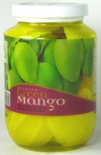 Wang Derm Pickled Green Mango 16oz
