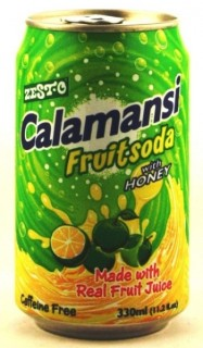 Zesto Calamansi Soda With Honey 11.2oz